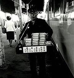 駅弁配達(カニ飯,蟹飯,かに飯)■かにめし本舗かなや